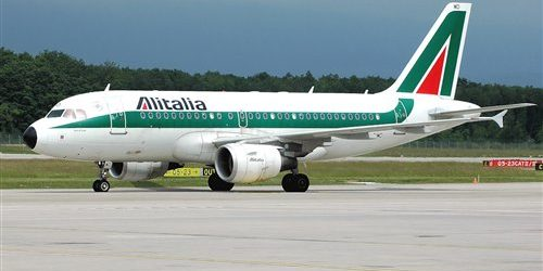 New Global Brand Campaign Showcases Alitalia's Role in aviation and the beauty of Italy