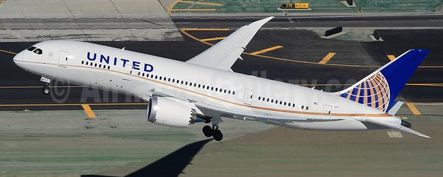 Airline Color Scheme - Introduced 2012 (787s only)